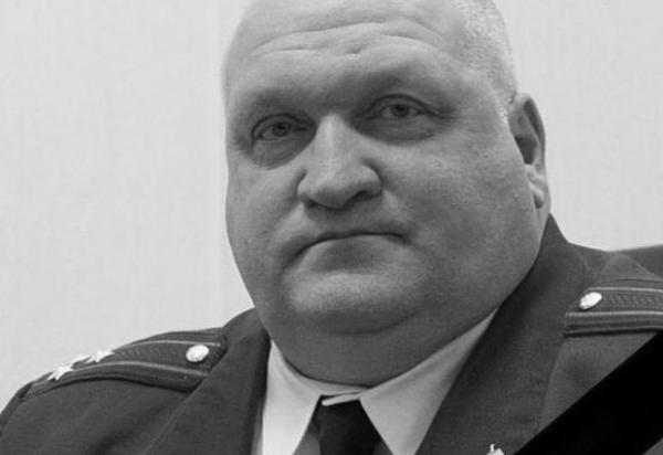 Ушёл из жизни зампрокурора Тамбовской области Дмитрий Царьков