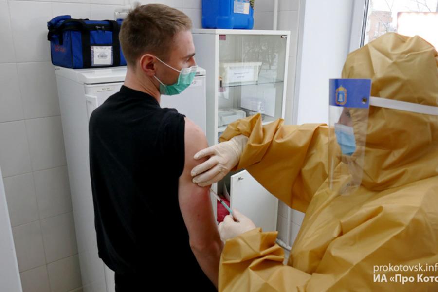 В Котовск поступили 500 доз вакцины от COVID-19