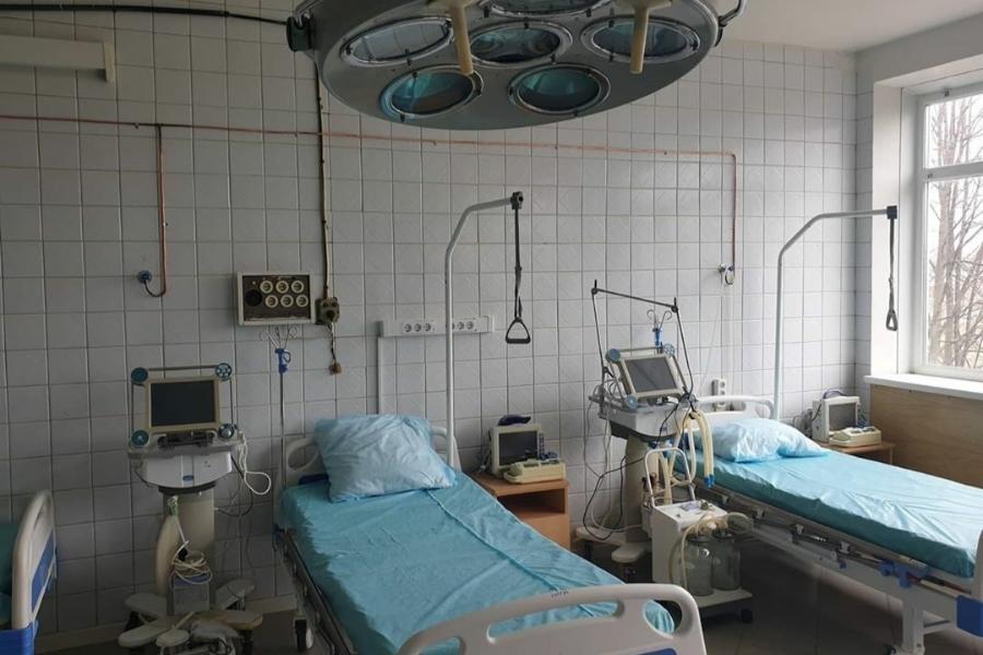 В ковидном отделении Тамбовской ЦРБ наблюдались перебои с кислородом