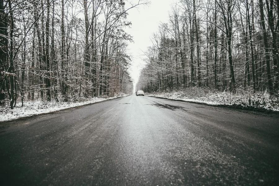 В МЧС предупредили о мокром снеге и гололёде