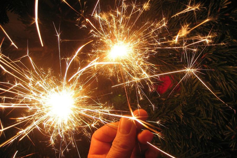 В МЧС предупредили об осторожности во время празднования Старого Нового года