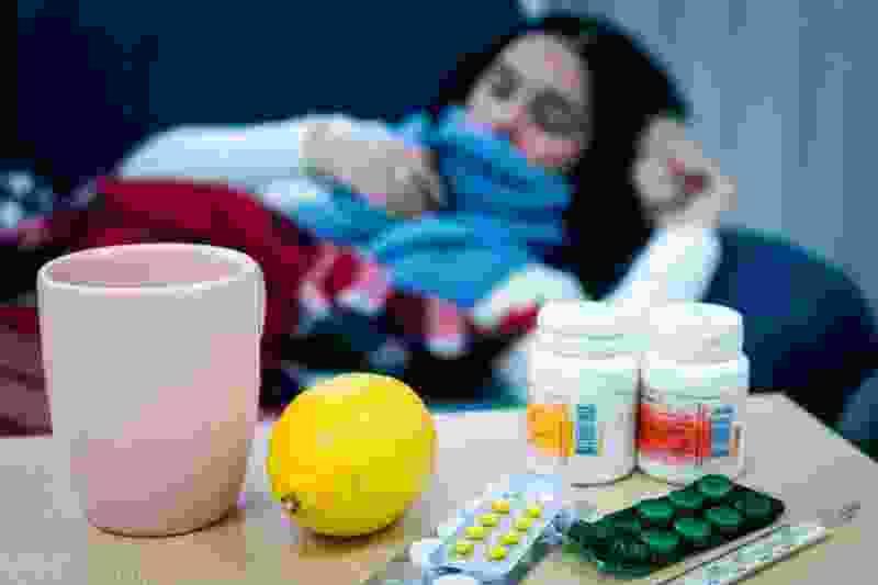 В начале января более 4 000 тамбовчан подхватили простуду