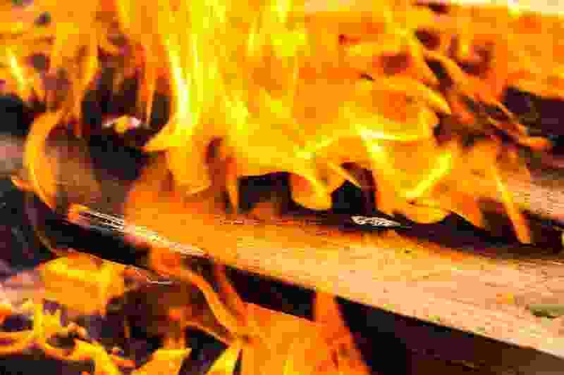 В ночь с 12 на 13 января в Тамбовской области произошло три пожара, есть погибшие
