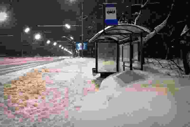 В новогодние праздники изменится расписание движения общественного транспорта