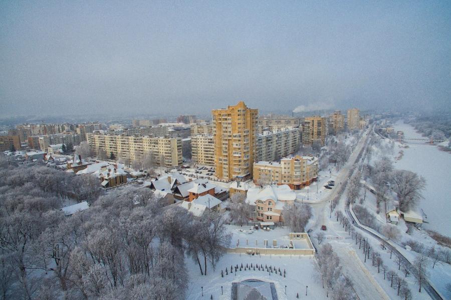 В прошлом году цены на частные дома в Тамбовской области упали почти на 10%