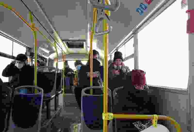 В Тамбове продолжаются масочные рейды в общественном транспорте