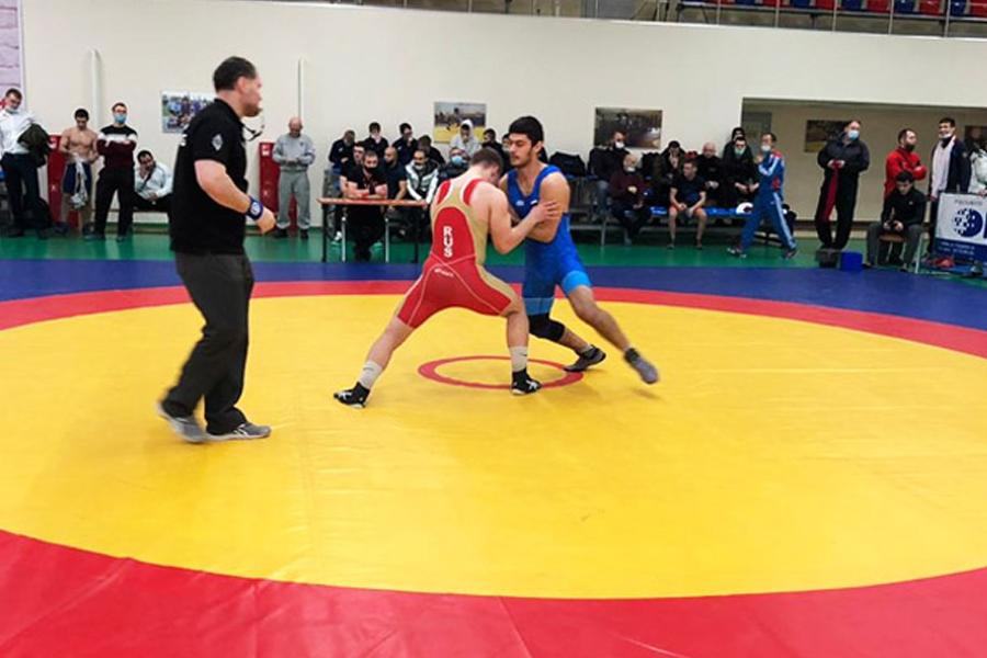 В Тамбове пройдут соревнования по греко-римской борьбе