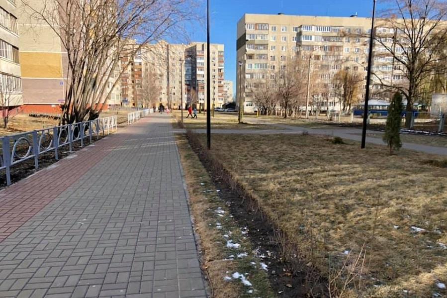 В Тамбове ведется подготовка к благоустройству дворов