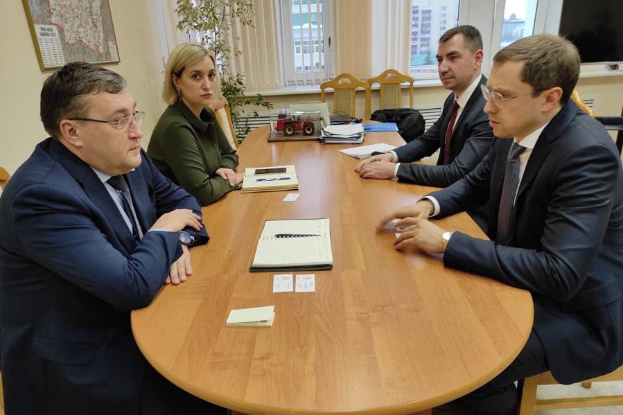 В Тамбовской области в этом году увеличат поставки минеральных удобрений