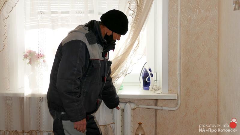 Жители Котовска несколько дней мёрзли в квартирах