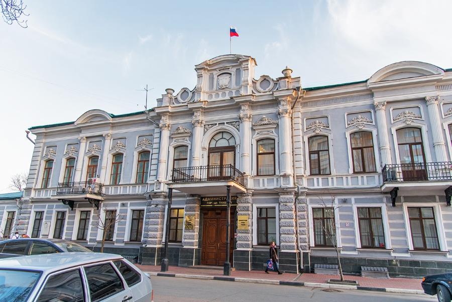 Администрация Тамбова ищет собственников гаражей на улице Районная
