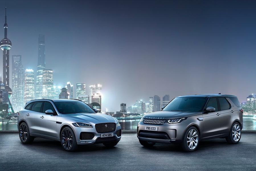 Автомобили британских марок Jaguar и Land Rover с выгодой до 475 тысяч рублей в Газпромбанк Автолизинге