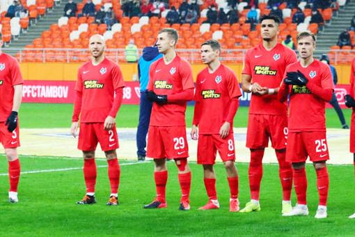 Билялетдинов готов бесплатно играть за«Тамбов»