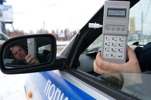 Более 550 тысяч нетрезвых водителей выявили на дорогах России в 2020 году