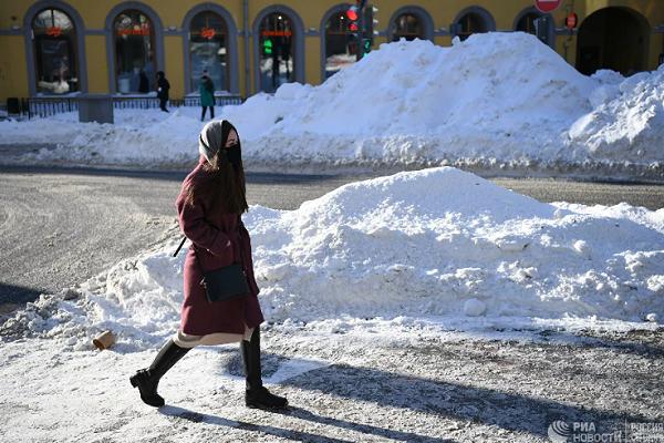 Гидрометцентр предупредил об аномальных холодах по всей России