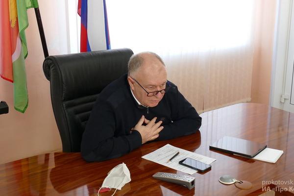 Глава Котовска предложил закупать коммунальную технику через областную лизинговую программу