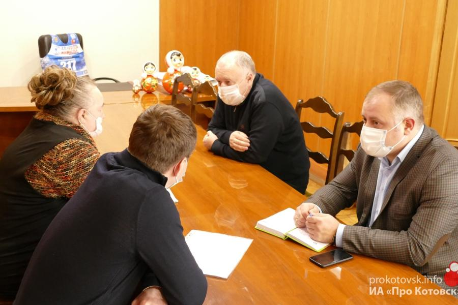 Глава Котовска провёл рабочее совещание с перевозчиками