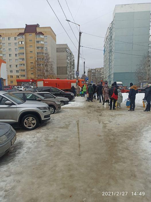 Коммунальная авария в Тамбове: оперативная информация