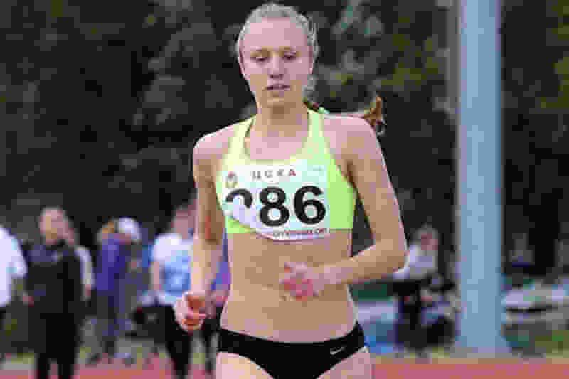 Мичуринская легкоатлетка обновила рекорд области в беге на дистанцию 1 500 метров