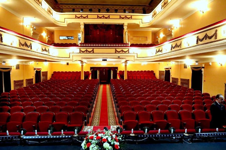 Мичуринский драмтеатр готовит к показу новую комедию