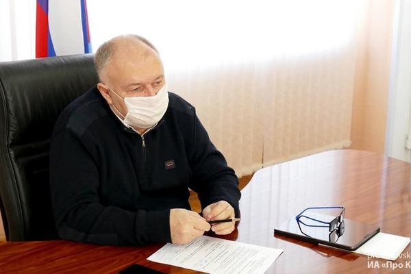 На планерном совещании у губернатора глава Котовска поднял вопрос о бродячих собаках