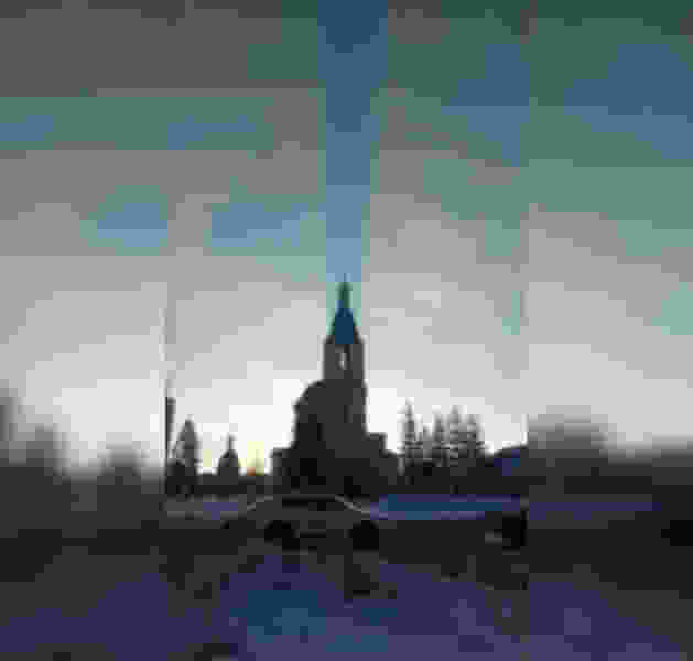 Над Рассказовской церковью появился «уникальный» столб света