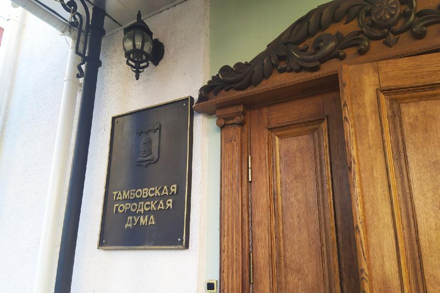 Новая редакция Правил благоустройства Тамбова внесена на рассмотрение гордумы