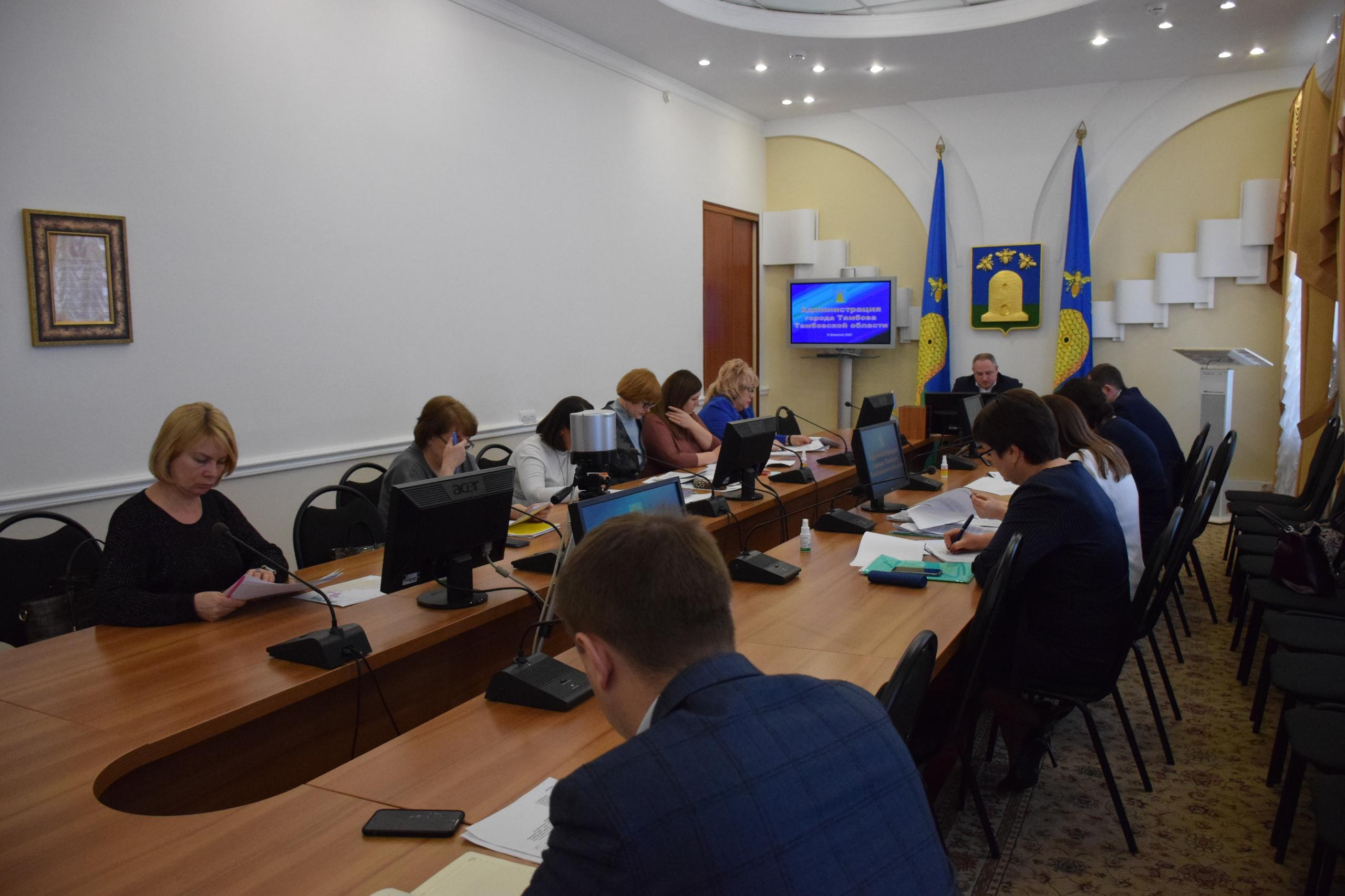 Областному центру передадут часть Тамбовского района