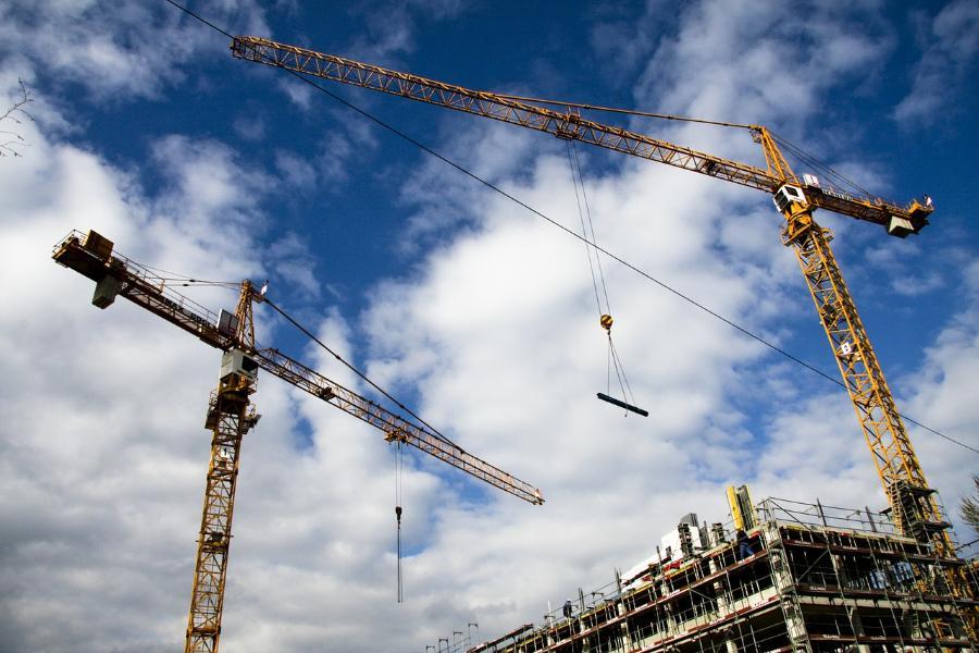 Объёмы строительства жилья в Тамбовской области сократились почти на четверть