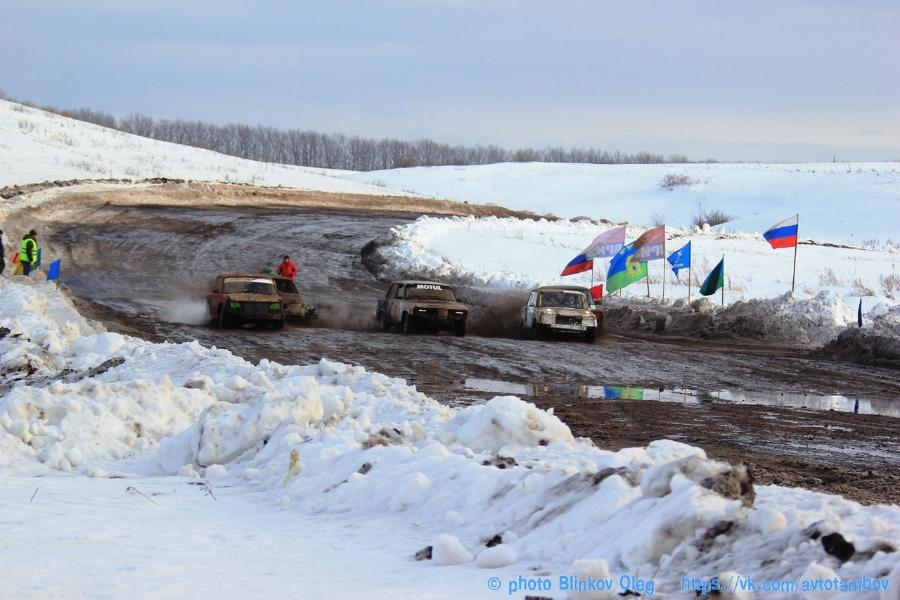 Под Тамбовом пройдёт чемпионат по зимним трековым гонкам