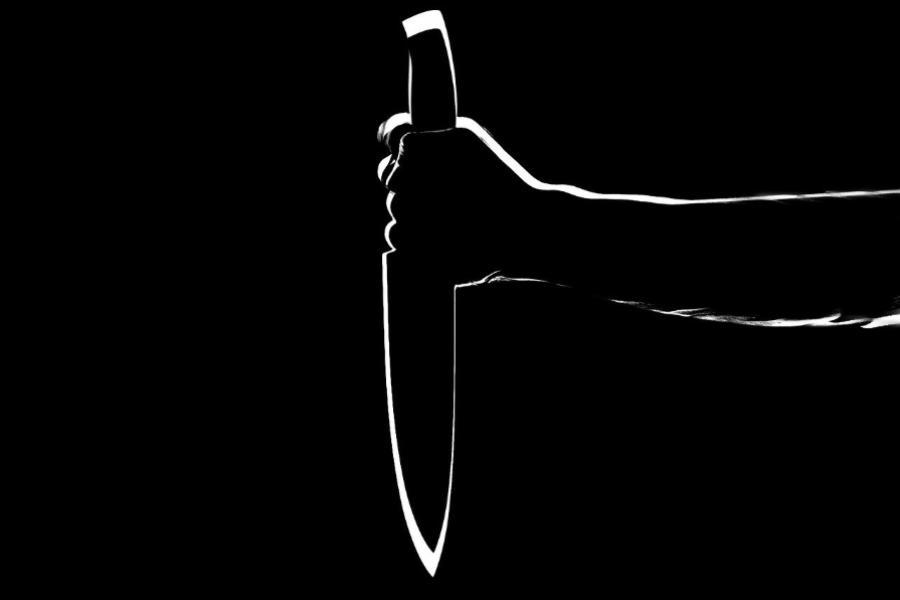 После пьяной ссоры житель Мичуринска начал угрожать ножом своему другу