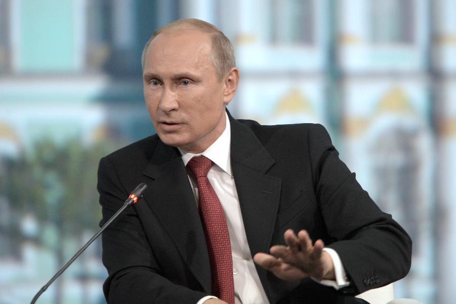 Президент России оценил уровень доверия граждан к власти