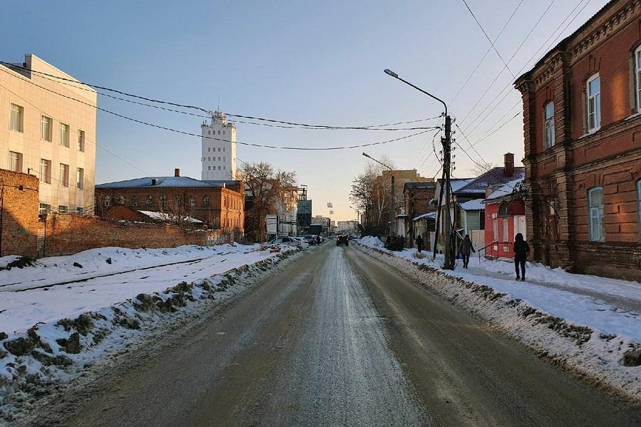 Ремонт дорог в Тамбове в этом году коснётся периферийных улиц