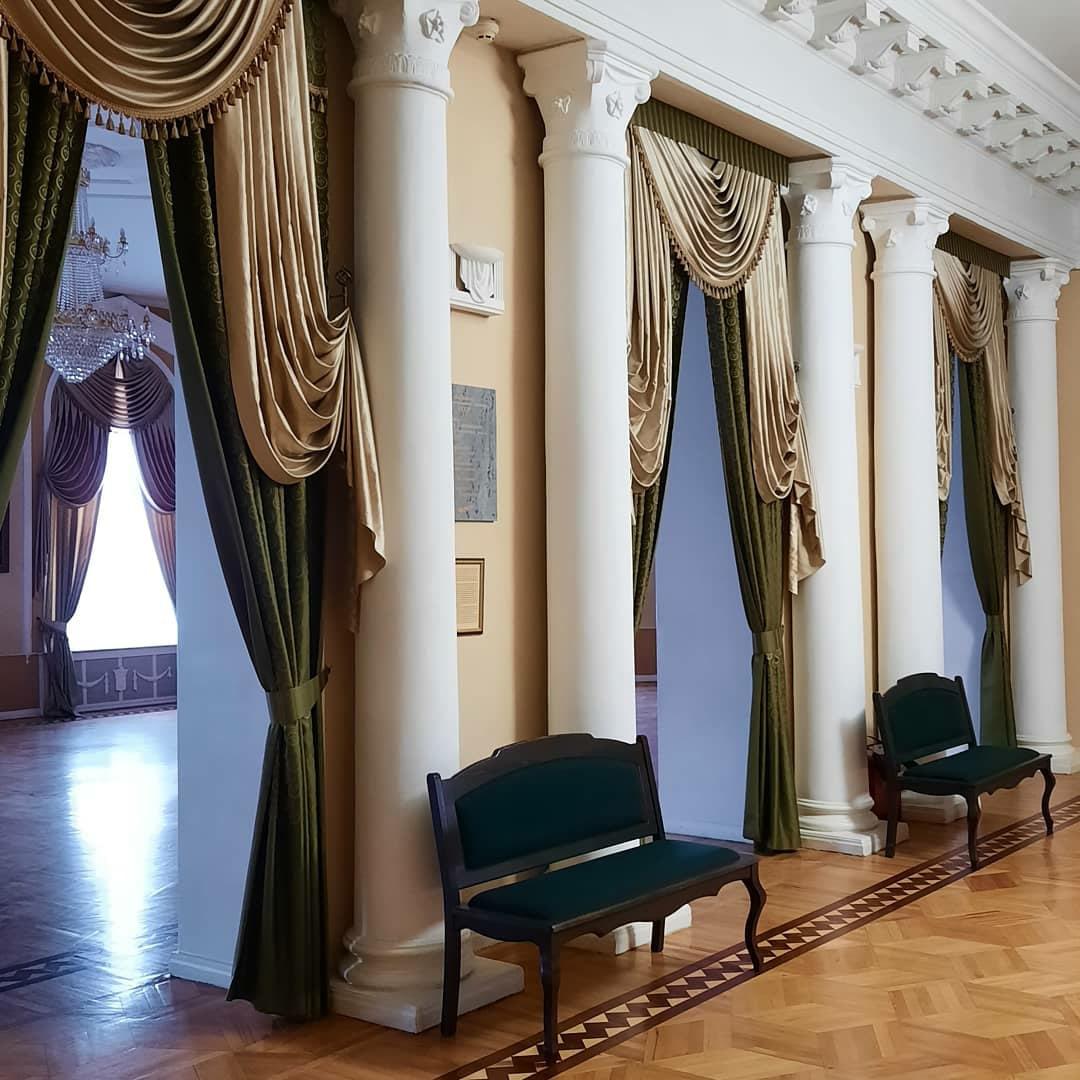 Сегодня ровно сто лет, как драмтеатру передали здание на главной площади Тамбова