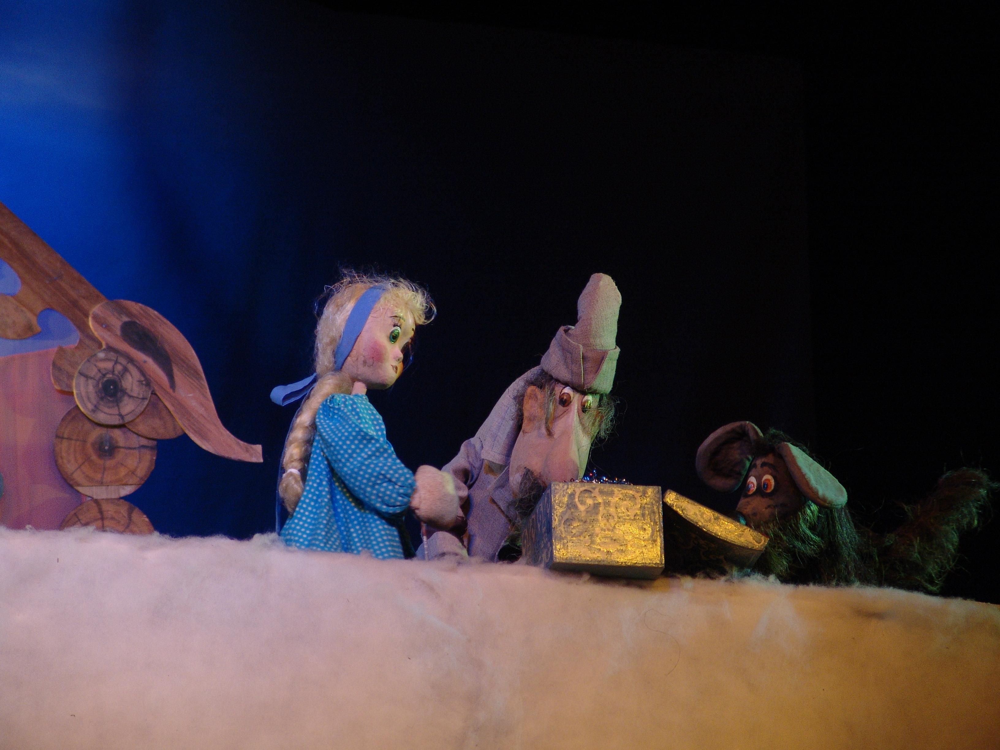 Спектакли, выставки, коньки: традиционная афиша мероприятий от «Блокнот Тамбов». Часть 1