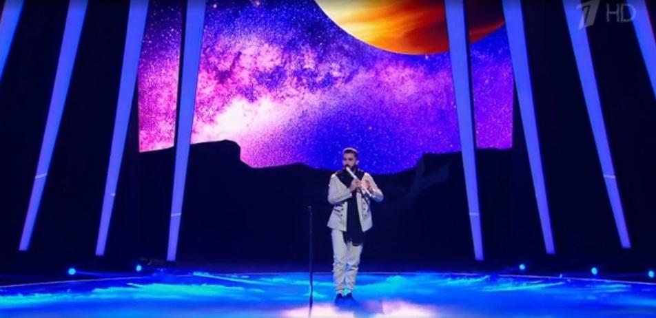 Студент из Тамбова установил мировой рекорд в шоу на Первом канале