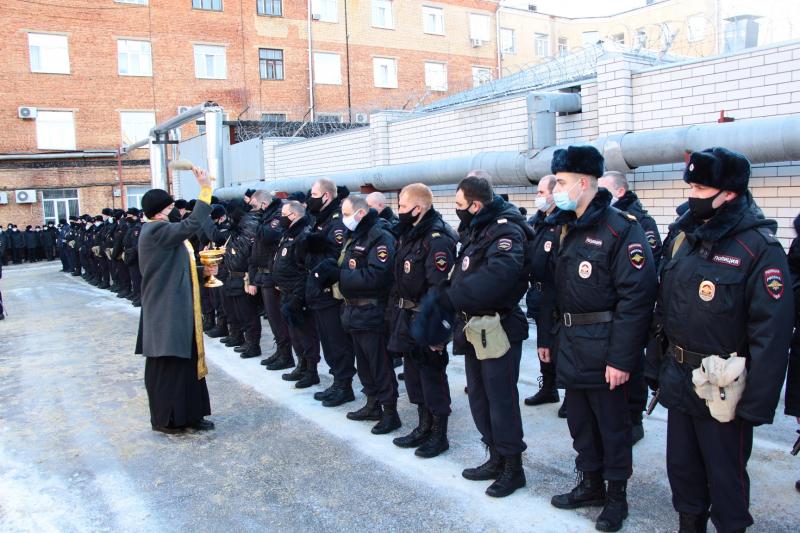 Тамбовские полицейские отправились в служебную командировку в Северо-Кавказский регион