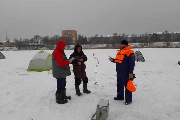 Тамбовские спасатели рассказали о ситуации на водоёмах региона