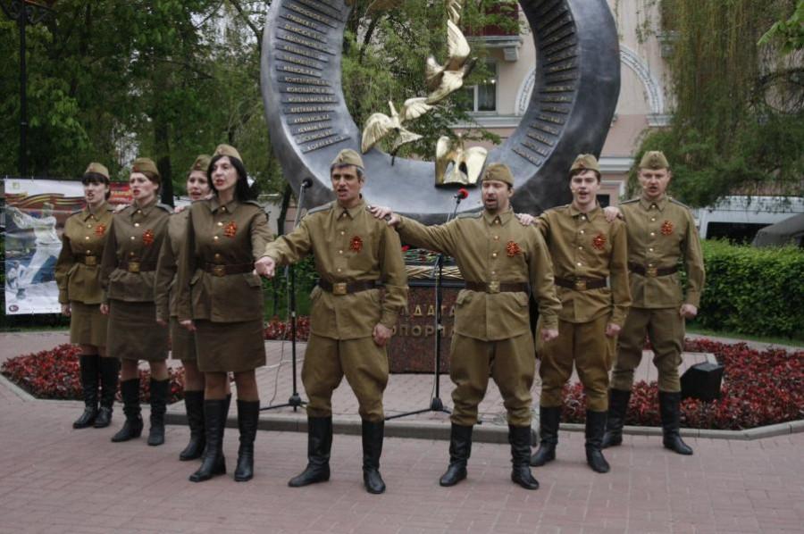 Тамбовский молодёжный театр отмечен благодарственным письмом полпреда Президента России в ЦФО