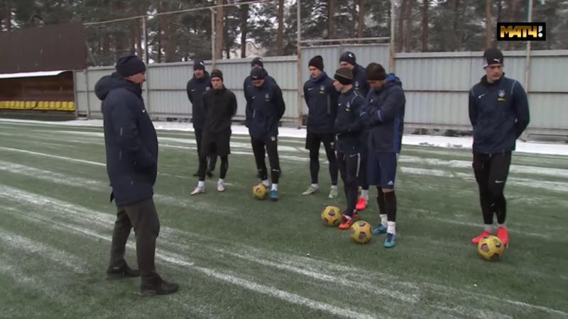 Телеканал «МАТЧ» снял специальный репортаж про долги ФК «Тамбов»