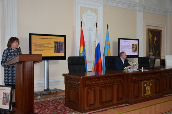 В администрации Тамбова проанализировали работу с обращениями граждан