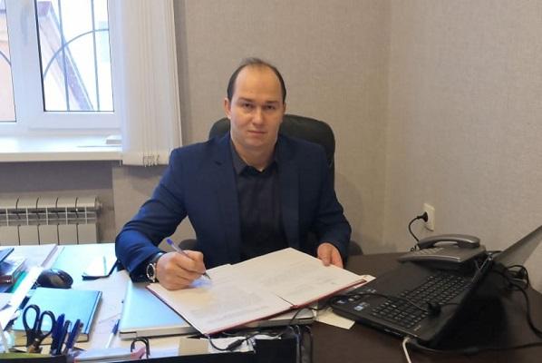 В Дирекции городских дорог Тамбова сменился руководитель