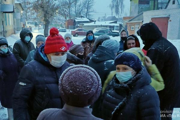 В Котовске проходят собрания собственников аварийных домов