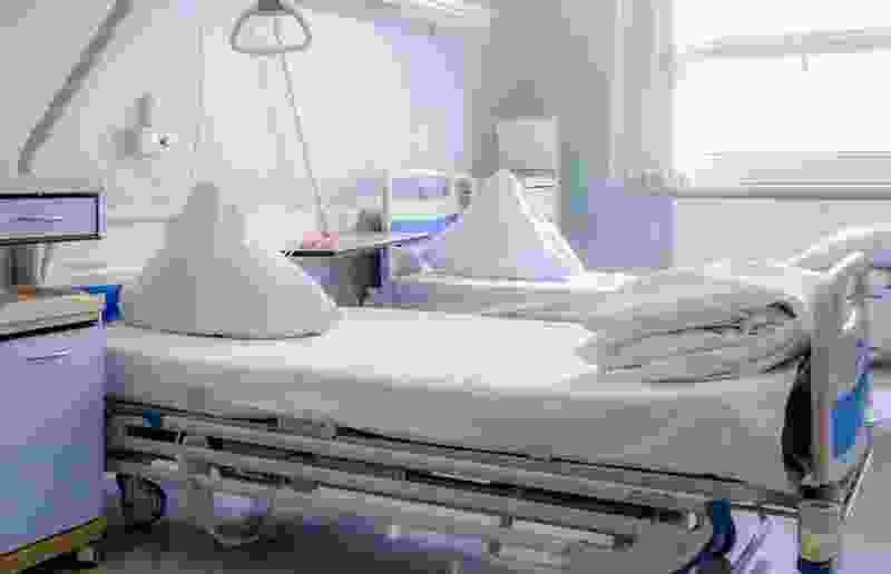 В регионе уменьшается количество койко-мест для коронавирусных больных