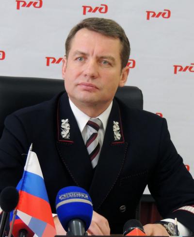 Всоставе руководителей РЖДпроизошли кадровые изменения