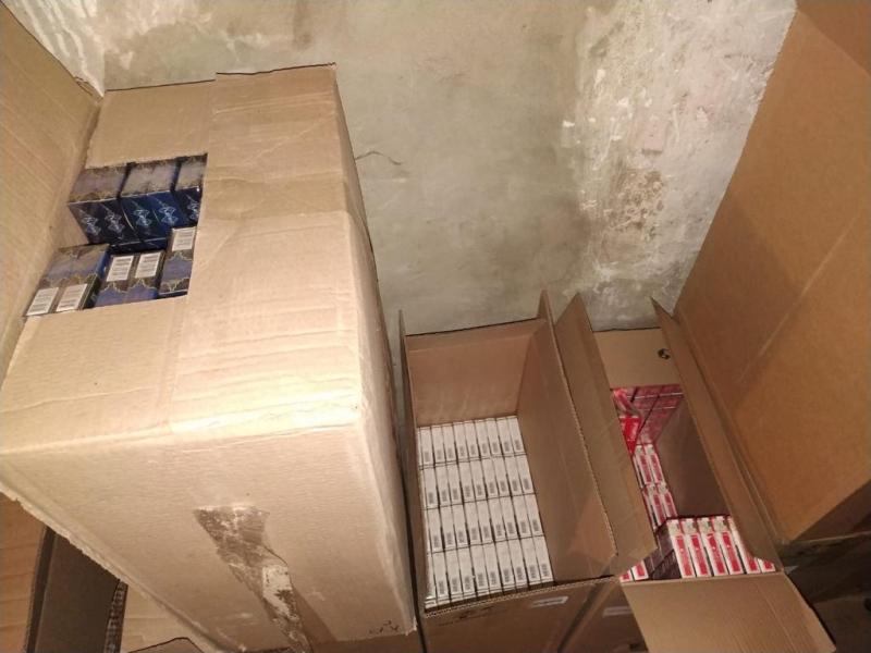 В Тамбове изъяли 13 тысяч контрафактных пачек сигарет