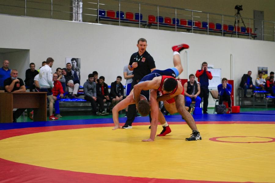 В Тамбове состоится крупнейший турнир ЦФО по греко-римской борьбе