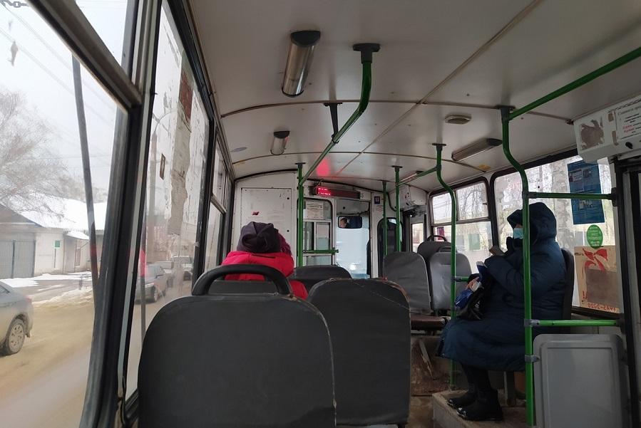 В Тамбове внесли изменения в расписание маршрута 18-А