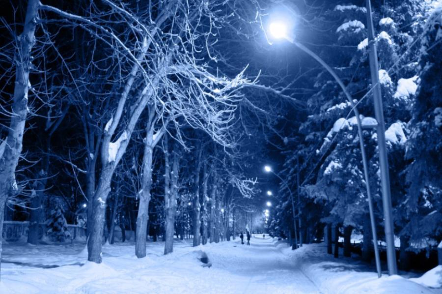 В Тамбовской области ожидается сильный снег