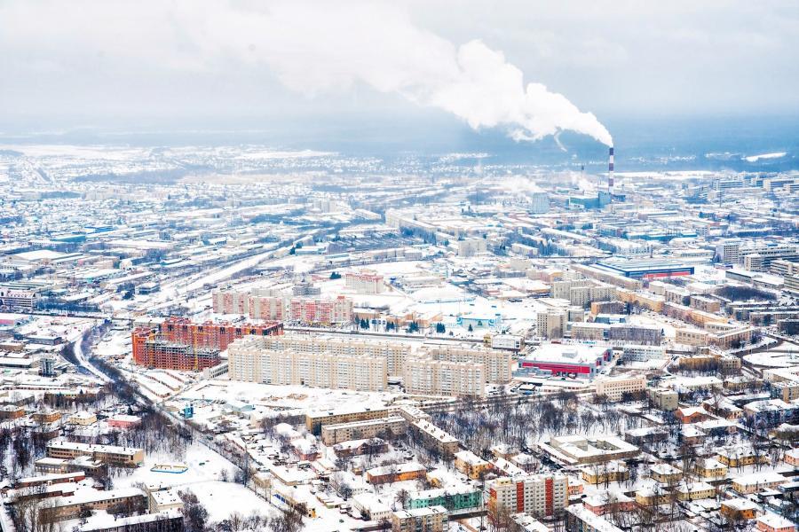 В Тамбовской области в ближайшие часы ожидается резкое усиление ветра